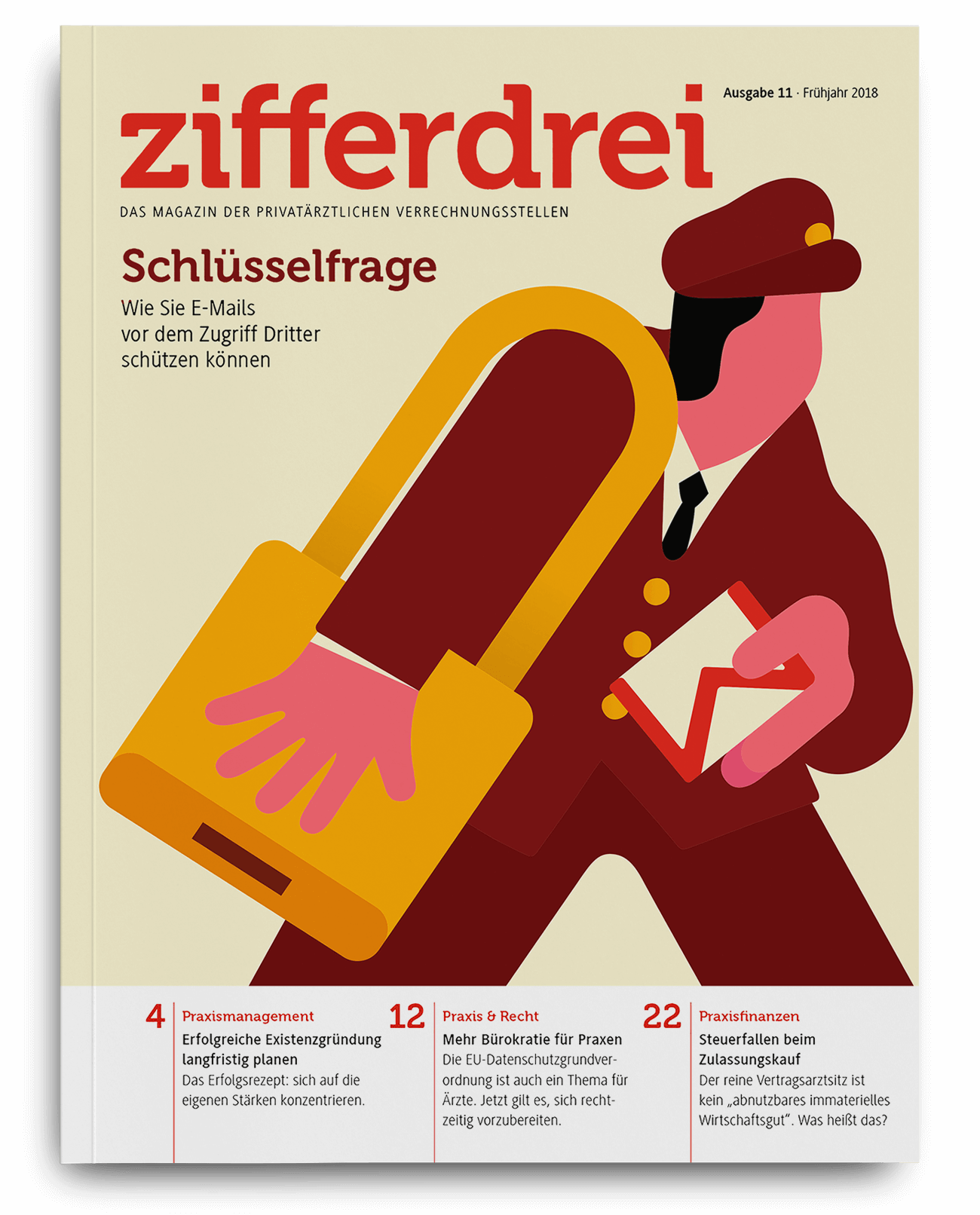 Is your email data in the right hands? Zifferdrei