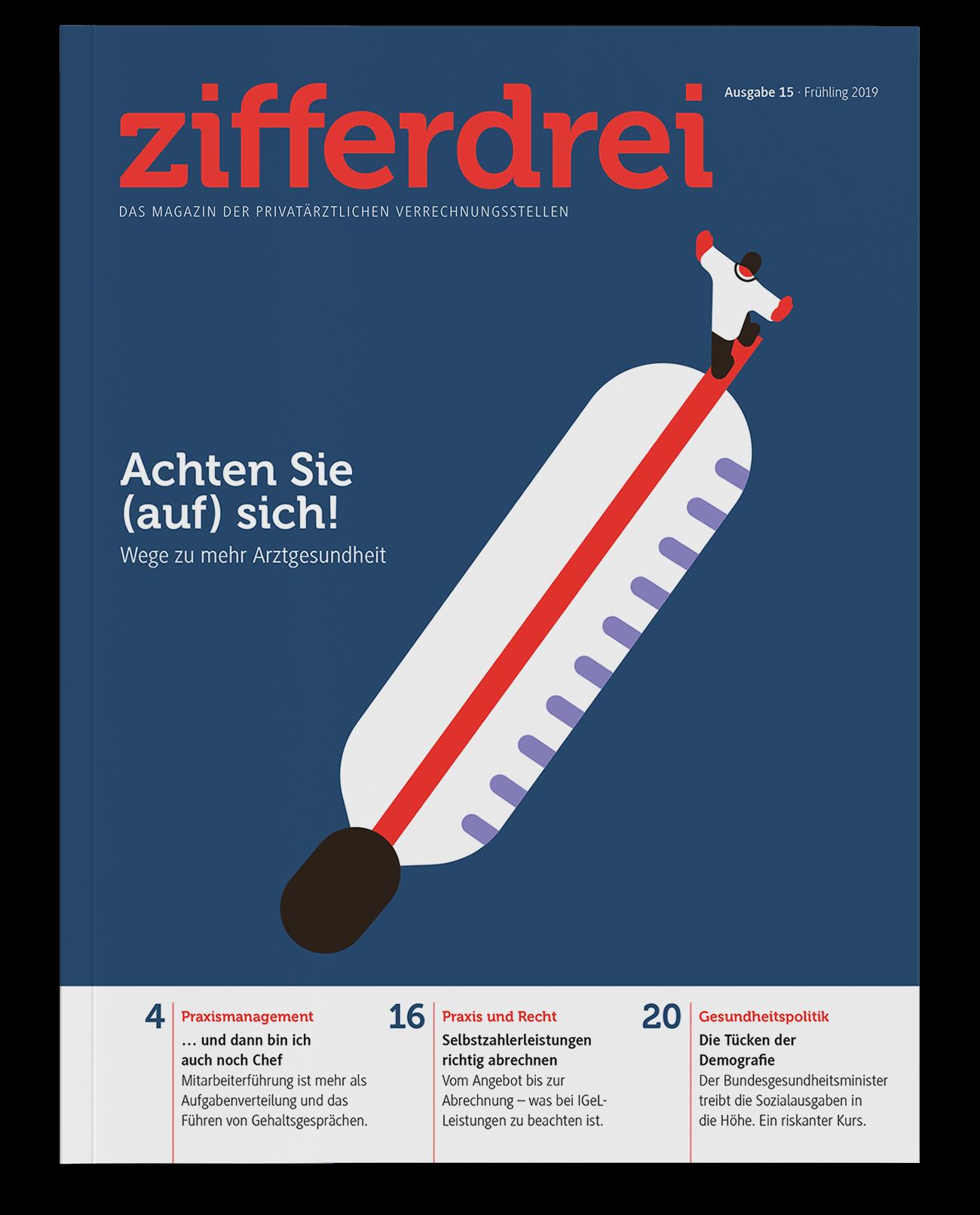 Take care! Zifferdrei