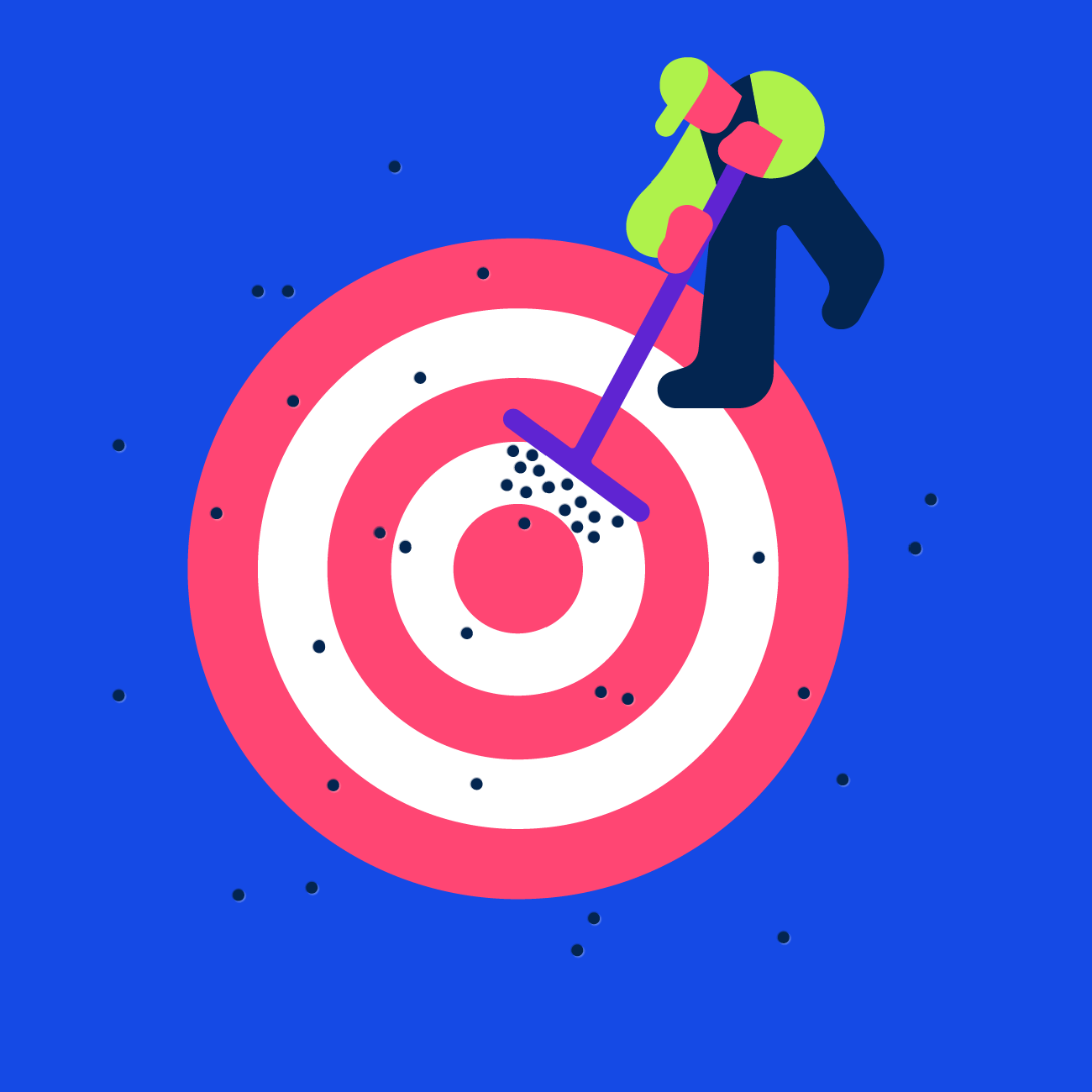 Aim. GoCardless