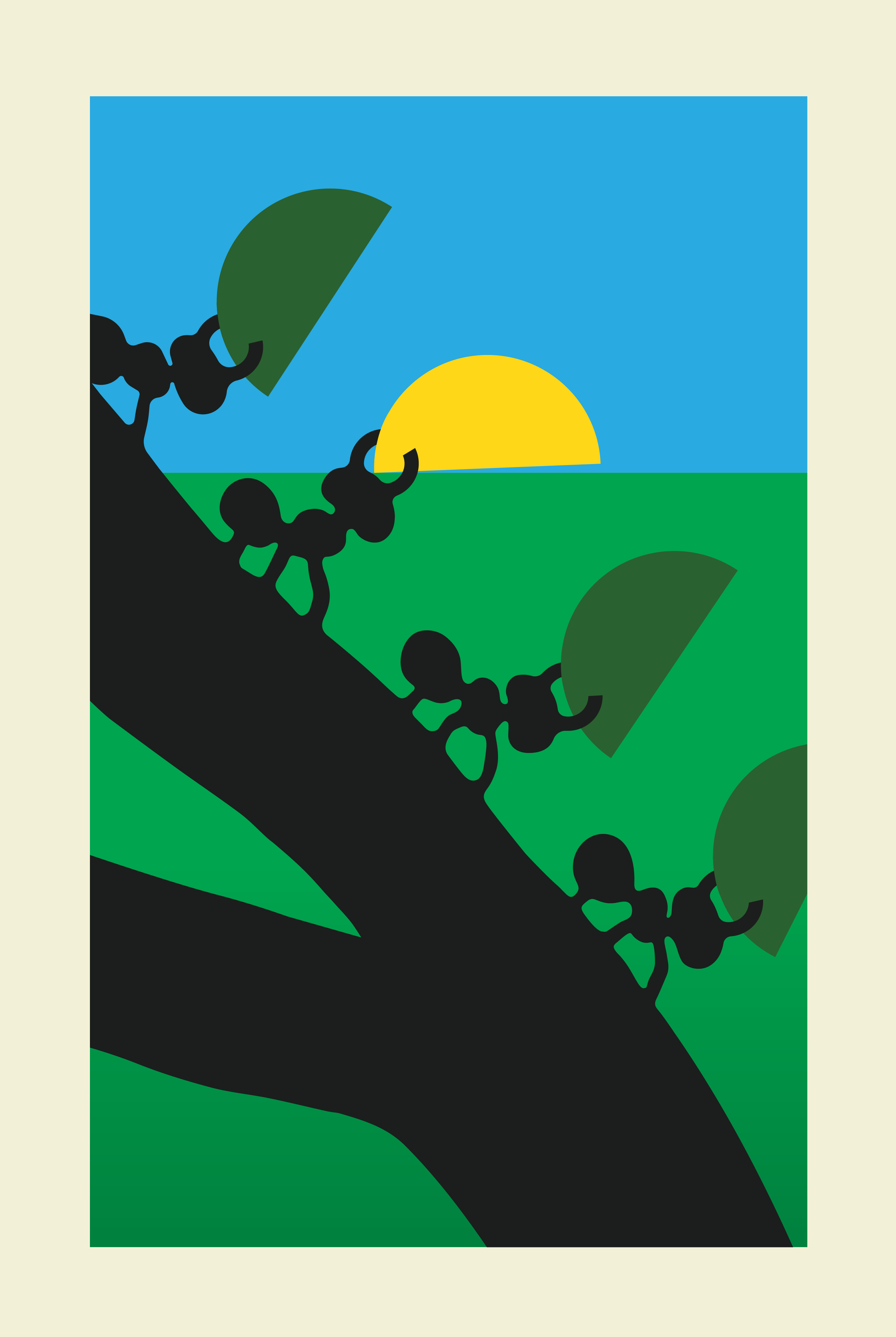 Nature notes #2. Personal work