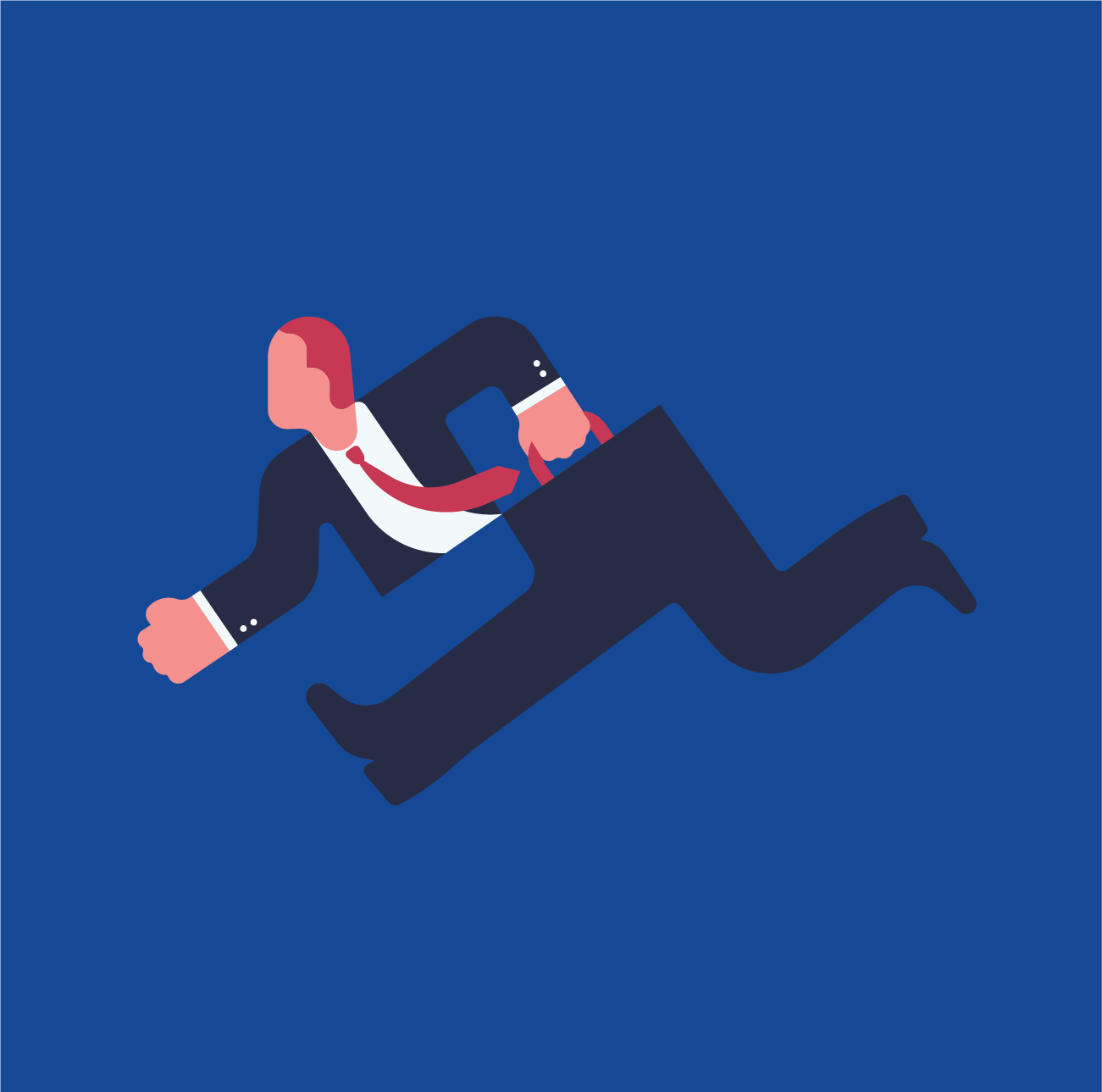 Business lifestyle. Personal work