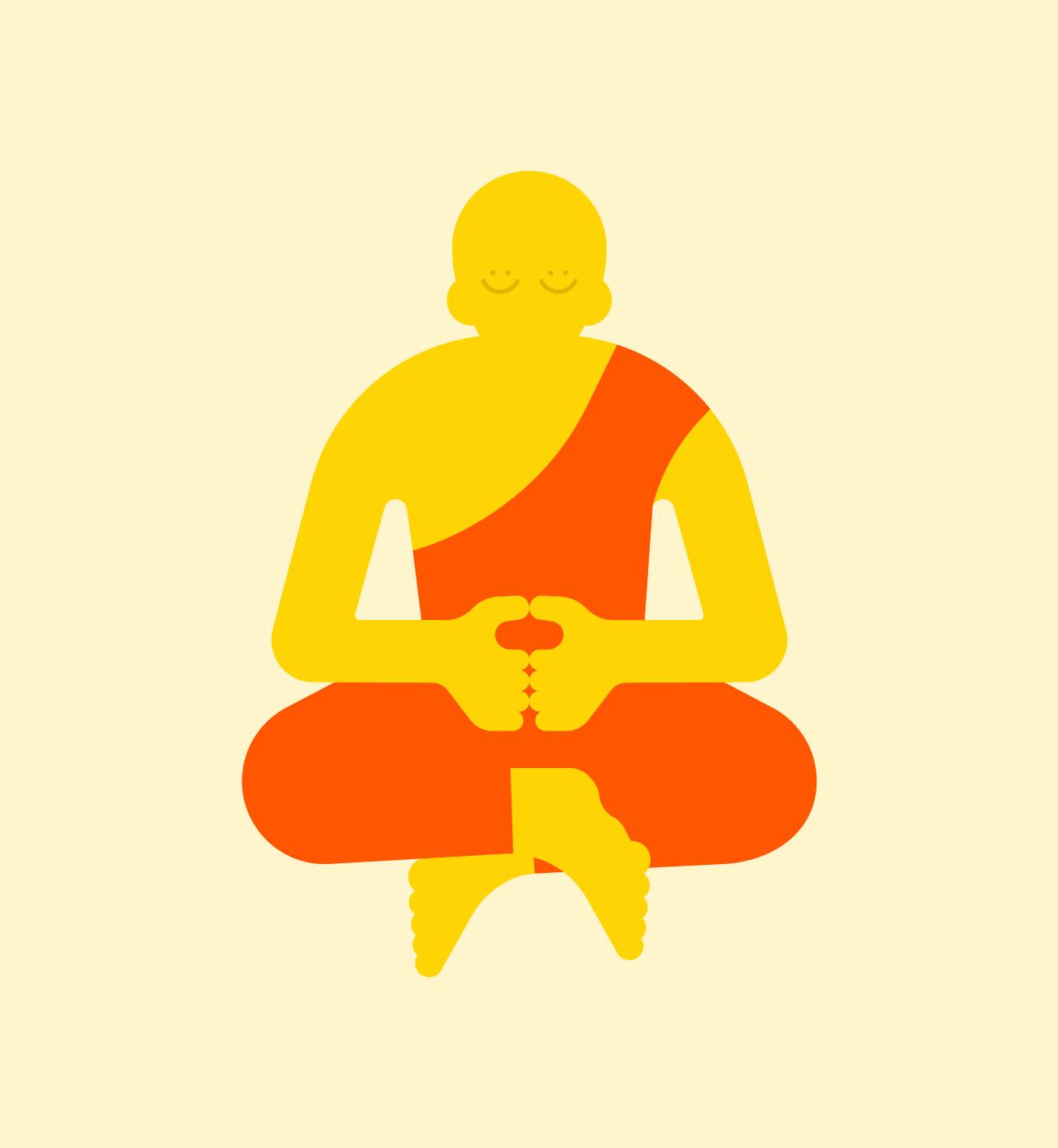 Zen. Personal work