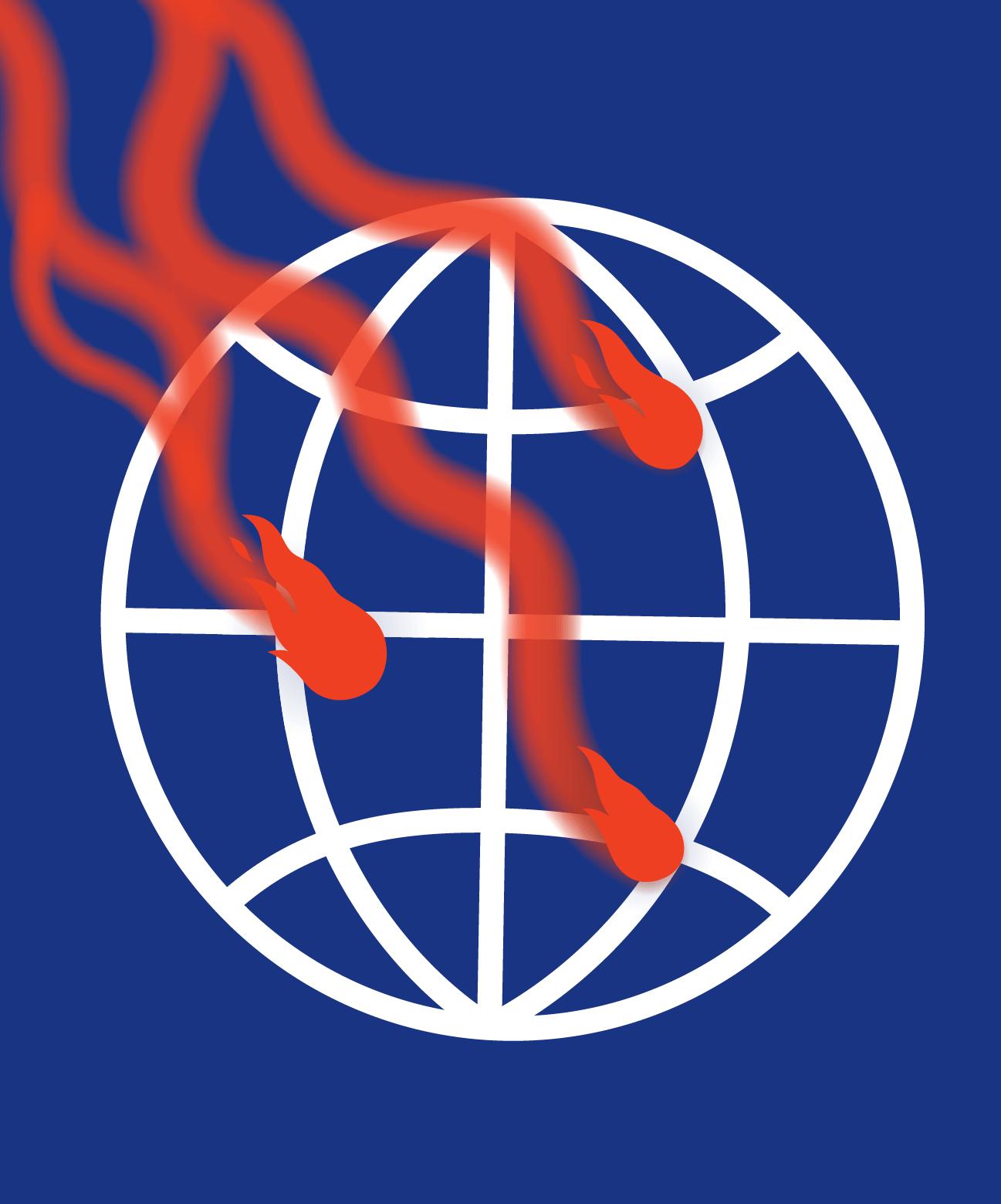 A global rebellion. Ecologistas en acción
